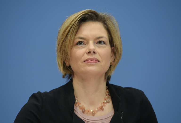 Presse: Klöckner schließt Sanktionen in EU-Flüchtlingspolitik nicht aus (© 2016 AFP)