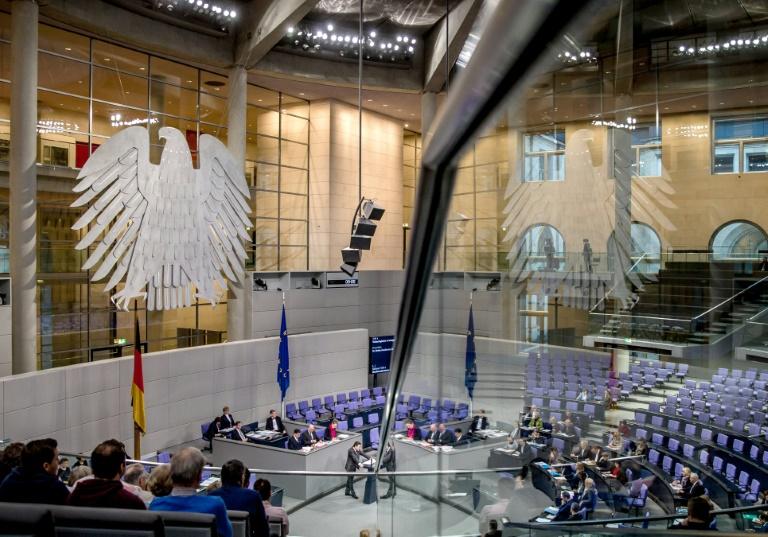 Lammert drängt auf schnelle Wahlrechtsreform (© 2016 AFP)