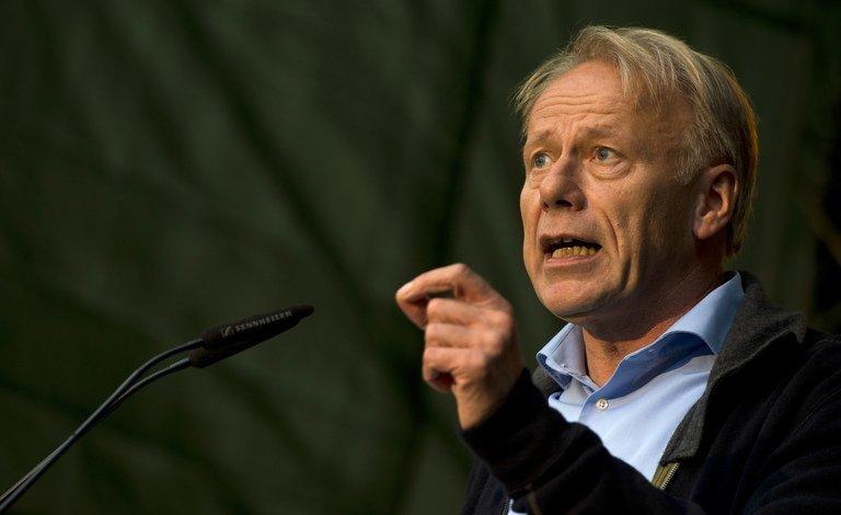 Trittin fordert Boykott von Kretschmanns Asylpolitik (© 2016 AFP)