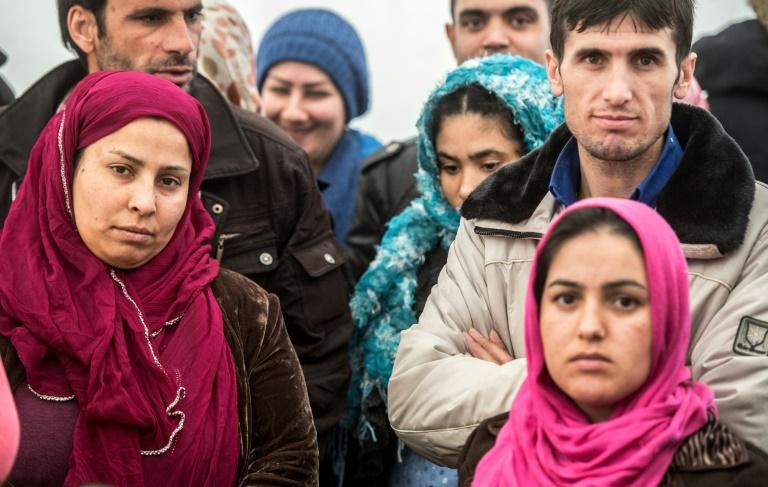 CDU-Spitzenkandidaten fordern in Flüchtlingskrise nationale Schritte (© 2016 AFP)