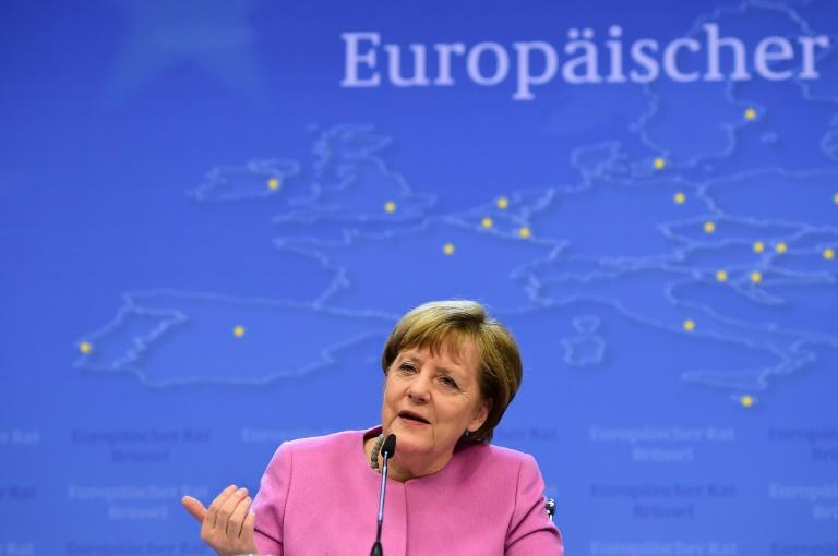 Kindergeldreform könnte auch in Deutschland kommen (© 2016 AFP)
