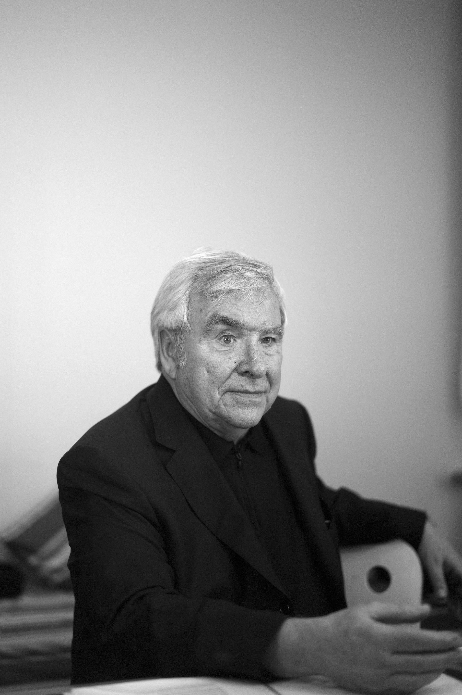 Wolfgang Reinbacher (Foto: Sebastian Hoppe)