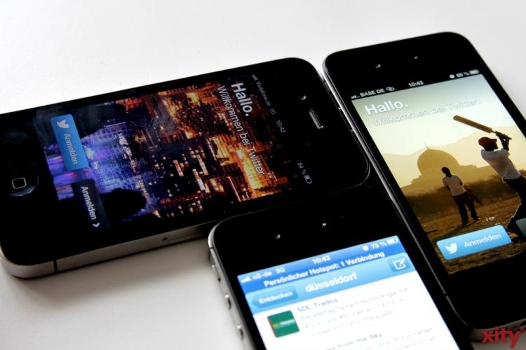 Alle zwei Jahre legen sich 42 Prozent aller Mobiltelefon-Nutzer in Deutschland ein neues Handy oder Smartphone zu (Foto: xity)
