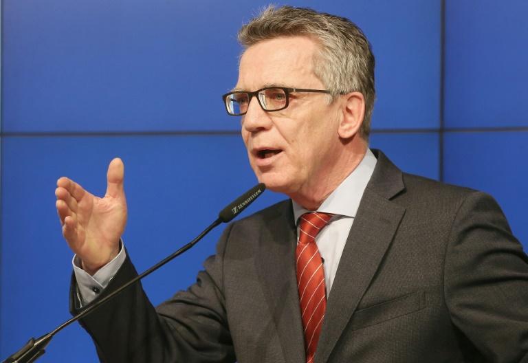 De Maizière will für Wohnsitz-Auflage EuGH-Entscheidung abwarten (© 2016 AFP)