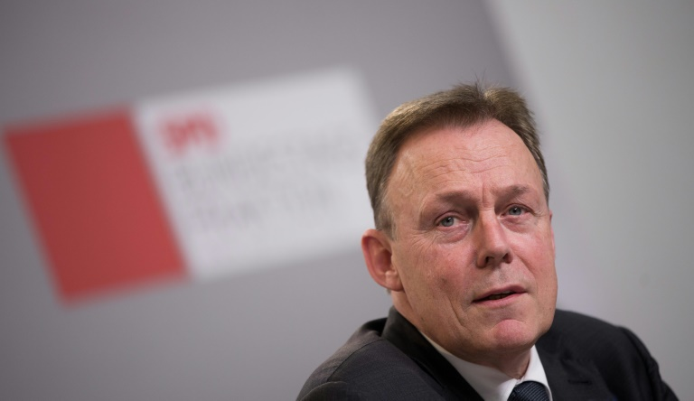 Oppermann warnt wegen AfD vor Weimarer Verhältnissen (© 2016 AFP)
