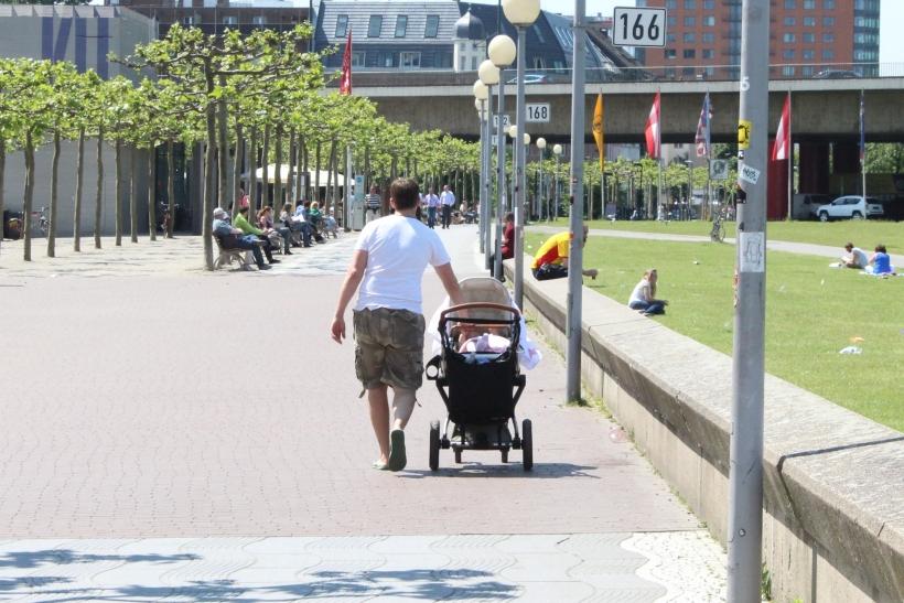 Jede fünfte Familie in Deutschland mit alleinerziehenden Eltern (Foto: xity)