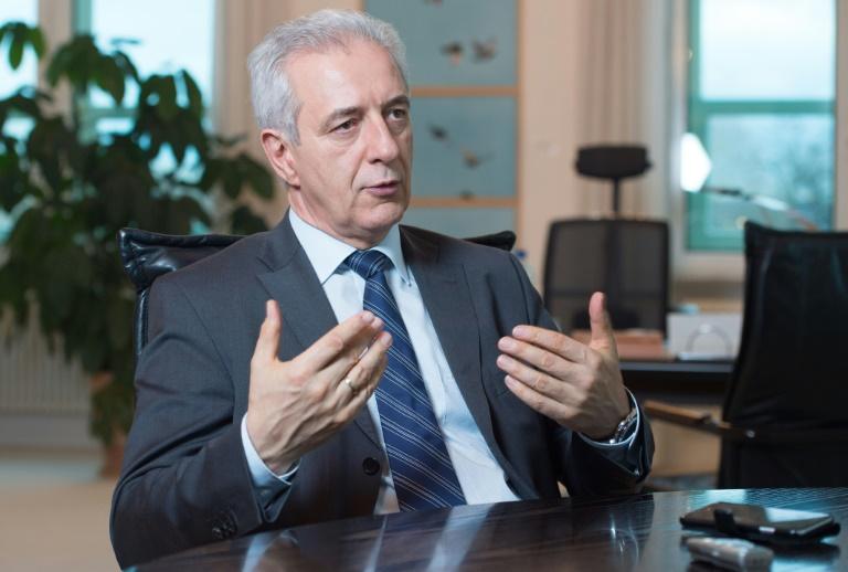 Tillich wehrt sich gegen pauschale Verurteilungen Sachsens (© 2016 AFP)