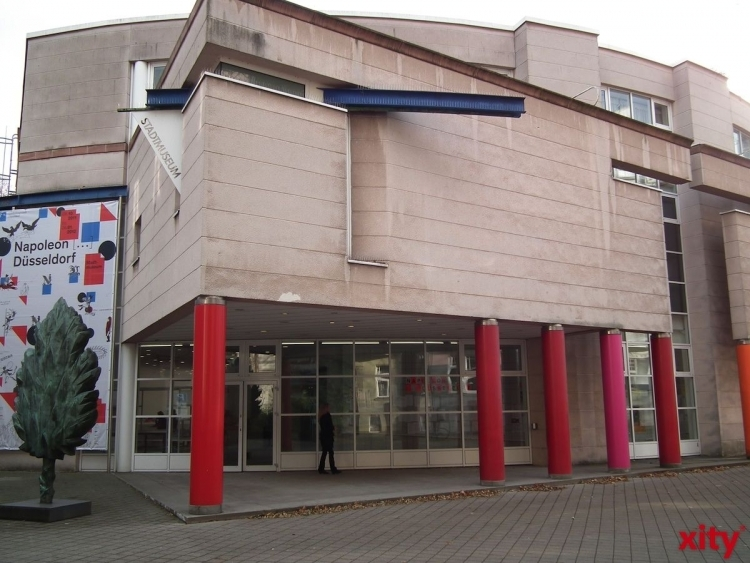 """Keywork und Kreativität"" im Stadtmuseum Düsseldorf (Foto: xity)"