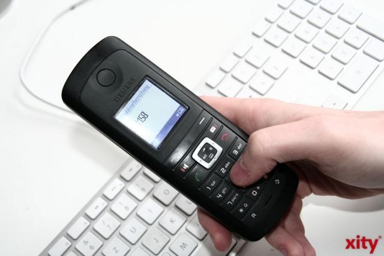 Tipps zum Umgang mit Telefonwerbung (Foto: xity)