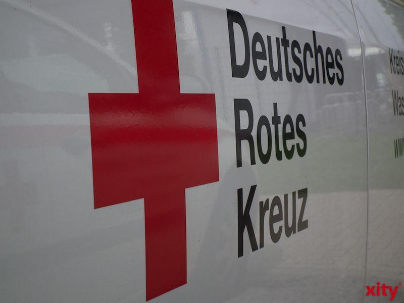 DRK-Ehrenamtliche arbeiten monatlich 1,6 Millionen Stunden für Flüchtlinge (Foto: xity)