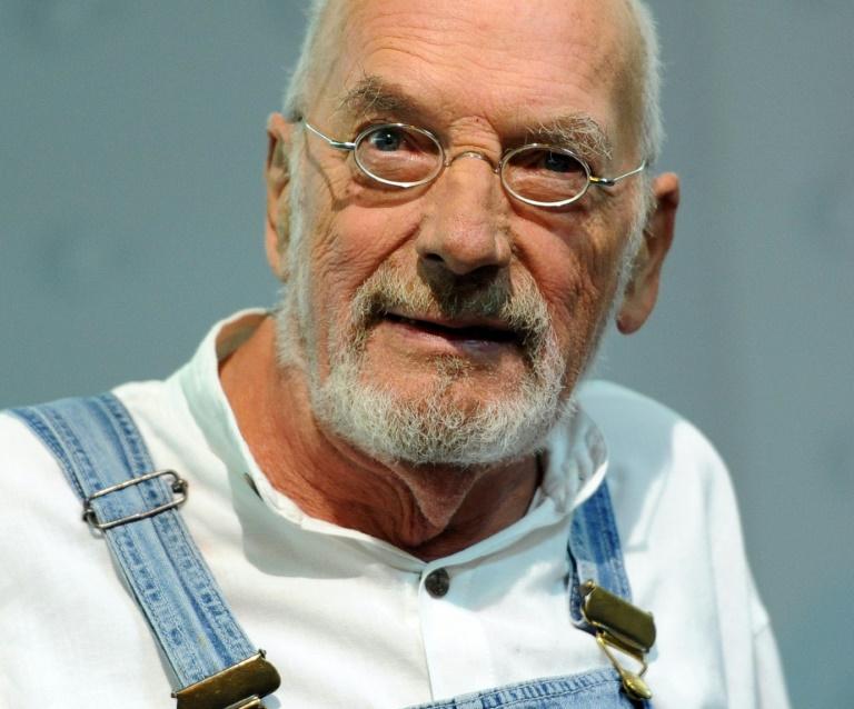 """Löwenzahn""-Moderator Peter Lustig ist tot (© 2016 AFP)"