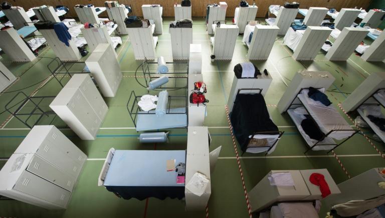 Experten fordern neues Verteilungssystem für Flüchtlinge in Deutschland (© 2016 AFP)