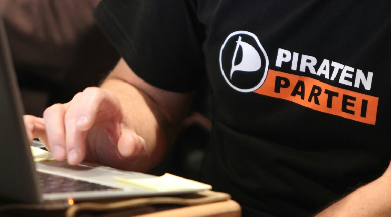 Bundestag fordert von Piratenpartei mehr als 600.000 Euro zurück (© 2016 AFP)