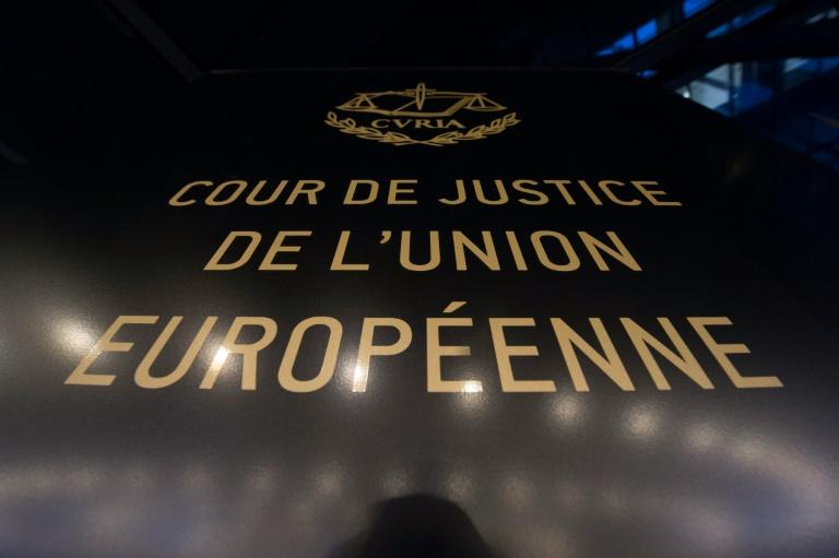 EuGH verkündet Urteil zu Sozialhilfe für EU-Ausländer (© 2016 AFP)