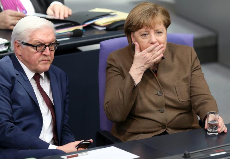 Bundestag beschließt Asylpaket II mit breiter Mehrheit (© 2016 AFP)