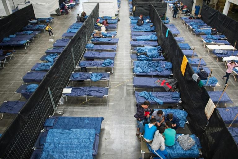Bundesrat billigt Asylpaket II (© 2016 AFP)