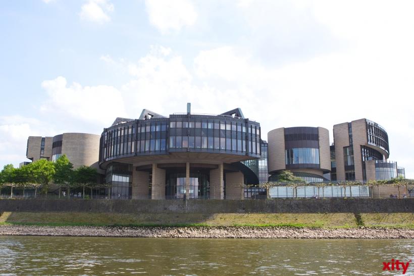 Besucherzentrum des Landtags am Wochenende erstmals geöffnet (Foto: xity)