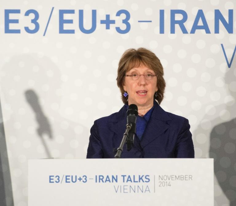 """""""Spiegel"""": BND hörte auch EU-Außenbeauftragte Ashton ab (© 2016 AFP)"""