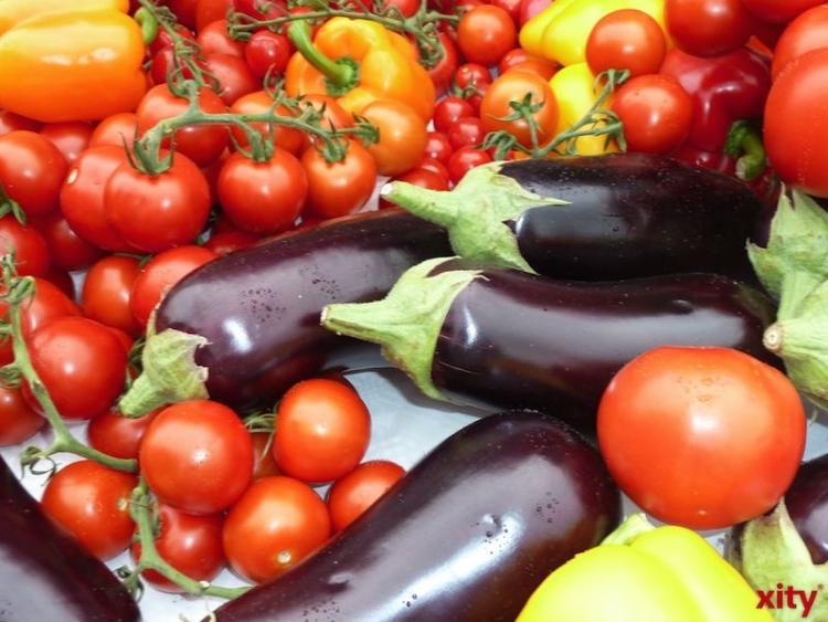 Deutsche essen 289 Gramm Obst und Gemüse am Tag (Foto: xity)