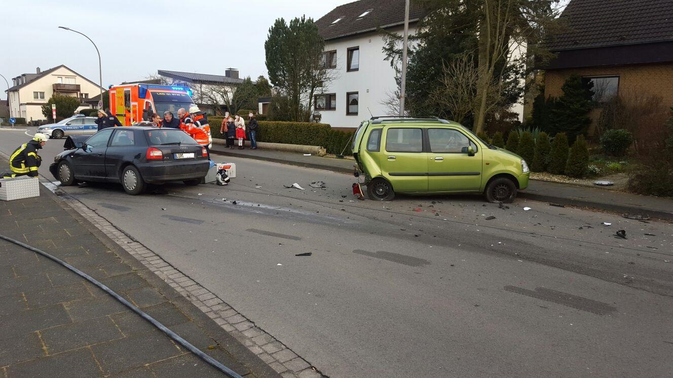 Glücklicherweise wurde niemand schwerverletzt. (Foto: OTS)