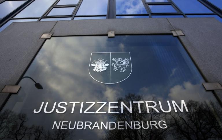 Prozess gegen früheren SS-Sanitäter in Neubrandenburg begonnen (© 2016 AFP)