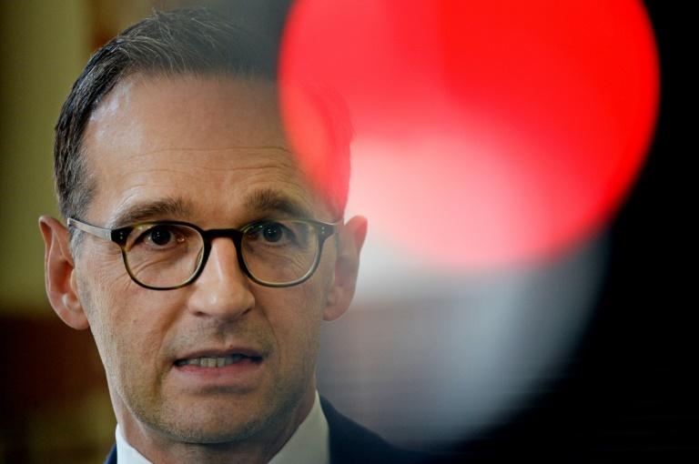 Maas sieht in NPD-Verbot kein Allheilmittel gegen Rechtsextremismus (© 2016 AFP)