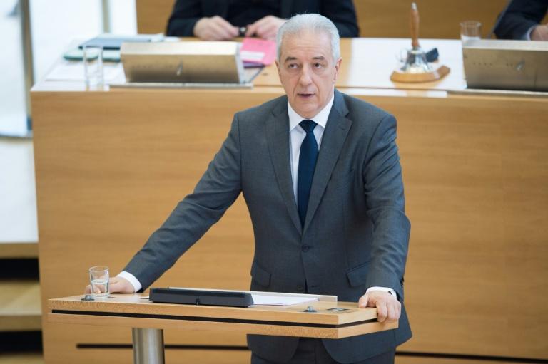 Tillich: Dimension des Rechtsextremismus in Sachsen unterschätzt (© 2016 AFP)