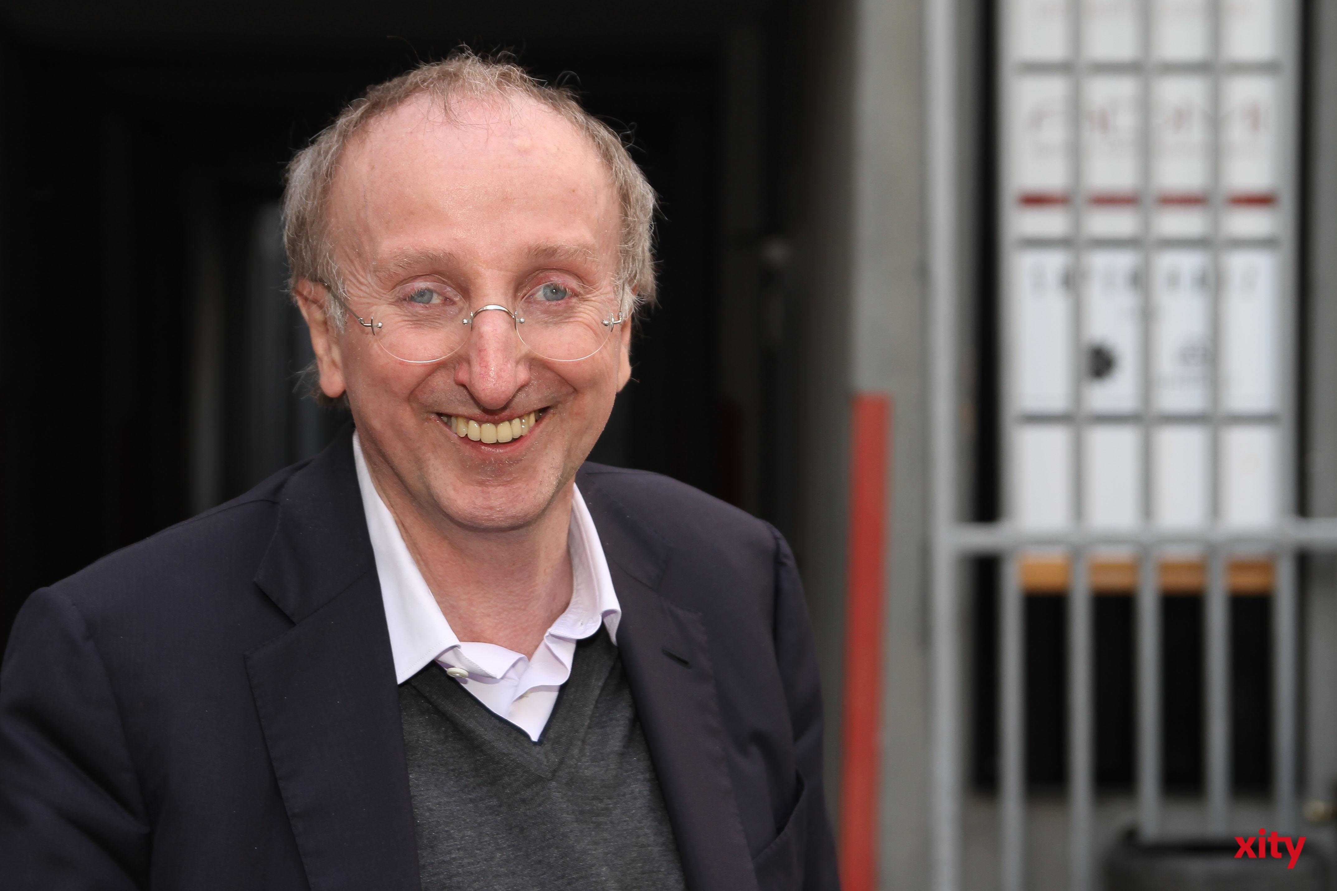 Wilfried Schulz, designierter Intendant des Schauspielhaus Düsseldorf (Foto: xity)