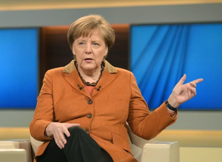 Merkel kann CSU mit TV-Auftritt zu Flüchtlingspolitik nicht überzeugen (© 2016 AFP)