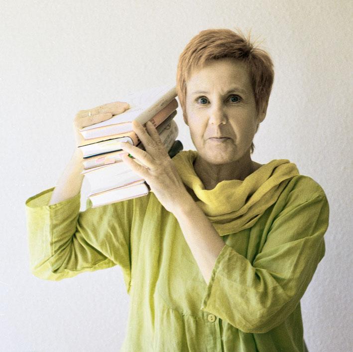 Gabi Rüth präsentiert literarische Höhepunkte im Medienzentrum Ratingen
