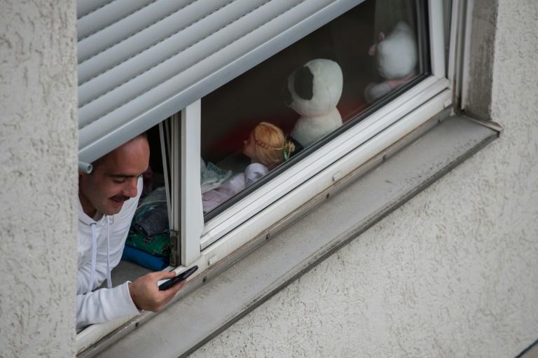 Wohnsitzauflage für geduldete Flüchtlinge kann zulässig sein (© 2016 AFP)