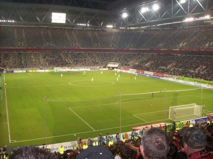 Die Fortuna nach dem Heimspiel gegen den Karlsruher SC am kommenden Freitag gleich dreimal samstags an (Foto: xity)