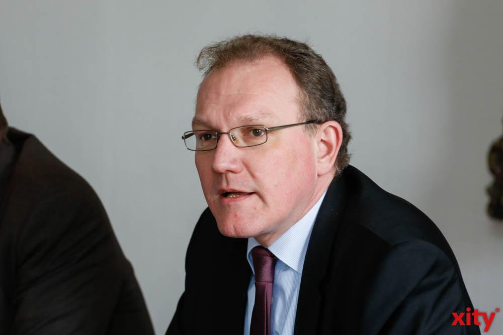 Gregor Berghausen, Hauptgeschaftsführer der IHK Düsseldorf (Foto: xity)