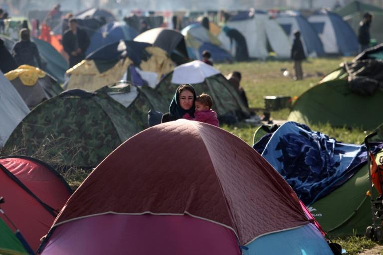 Pro Asyl fordert direkte Aufnahme von Flüchtlingen aus Griechenland (© 2016 AFP)