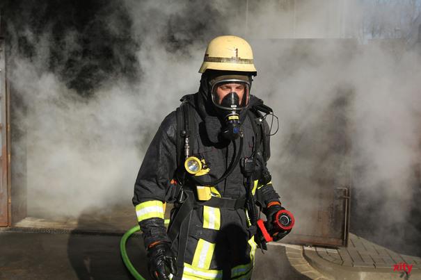 82-Jähriger bei Hausbrand schwer verletzt (Foto: xity)