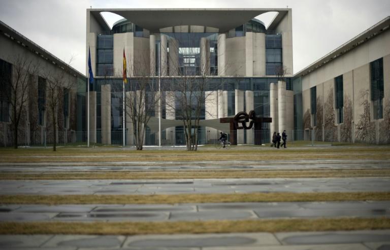 Unionsspitzentreffen im Kanzleramt beendet (© 2016 AFP)