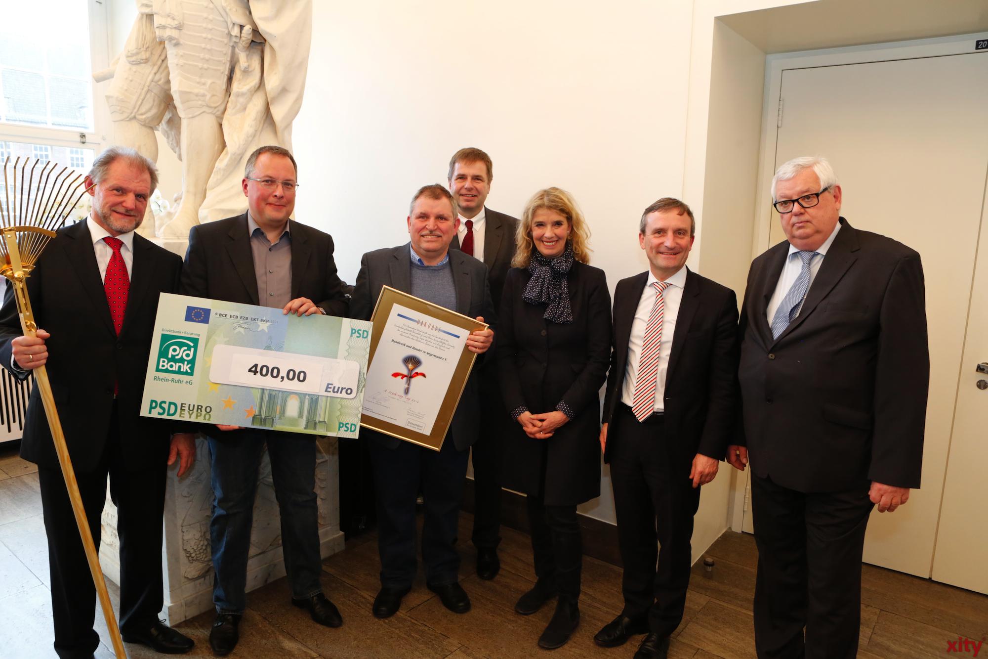 Werbegemeinschaft Handwerk und Handel in Angermund e.V. (Foto: xity)