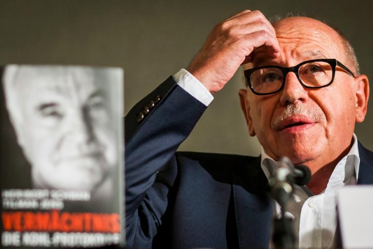Landgericht Köln verhandelt über Millionenklage von Altkanzler Kohl (© 2016 AFP)