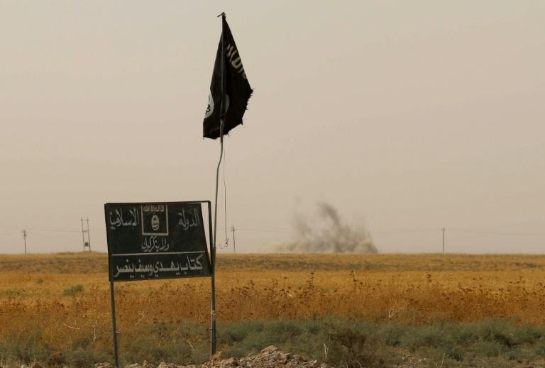 Mutmaßlicher Terror-Anwerber des IS in Berlin festgenommen (© 2016 AFP)