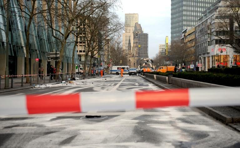 Zweiter Raser nach tödlichem Rennen durch Berliner City festgenommen (Foto: dpa - Bildfunk/AFP)