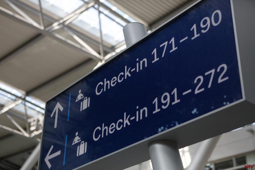 Düsseldorfer Airport erhält Auszeichnung für fortschreitende CO2-Reduzierung (Foto: xity)