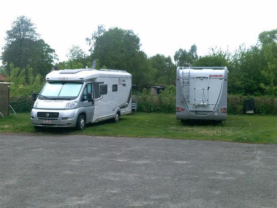 In Deutschland kann eine Familie für weniger als 30 Euro auf einem Campingplatz übernachten (Foto: xity)