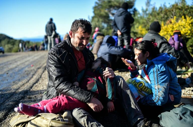 Deutsch-italienische Vorschläge für europäische Aufnahme- und Asylpolitik (© 2016 AFP)