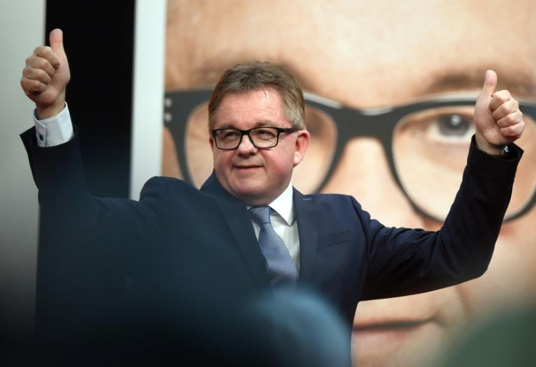 CDU-Spitzenkandidat in Baden-Württemberg schließt Grün-Schwarz aus (© 2016 AFP)