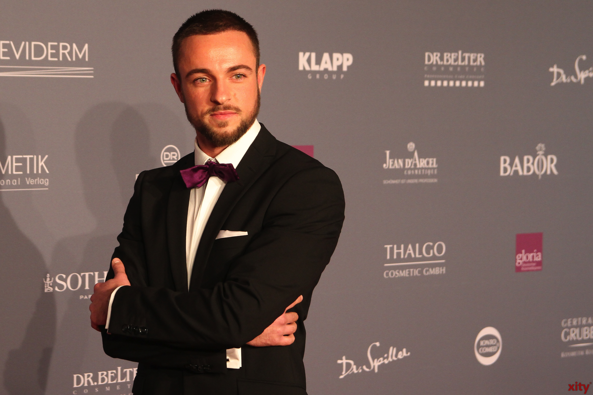TV-Star Benjamin Melzer (Foto: xity)