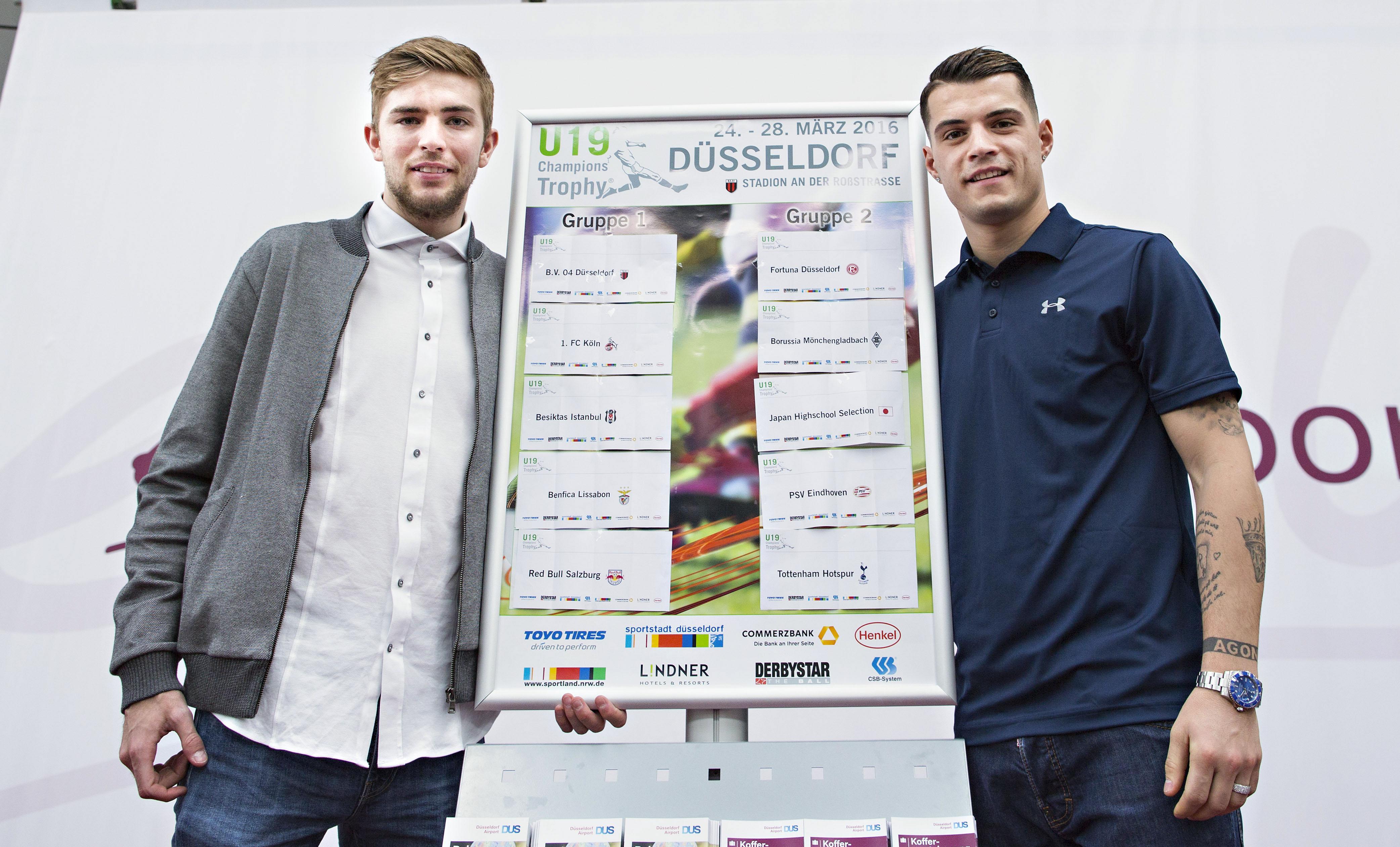 Gruppen für U19 Champions Trophy ausgelost (Foto: Moritz Müller)