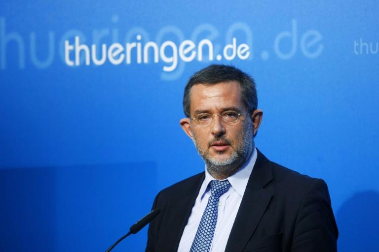 Thüringens Verfassungsschutz will wieder V-Leute in rechter Szene (© 2016 AFP)