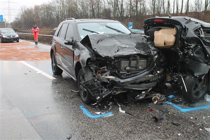 Tödlicher Verkehrsunfall bei Koblenz (Foto: OTS)
