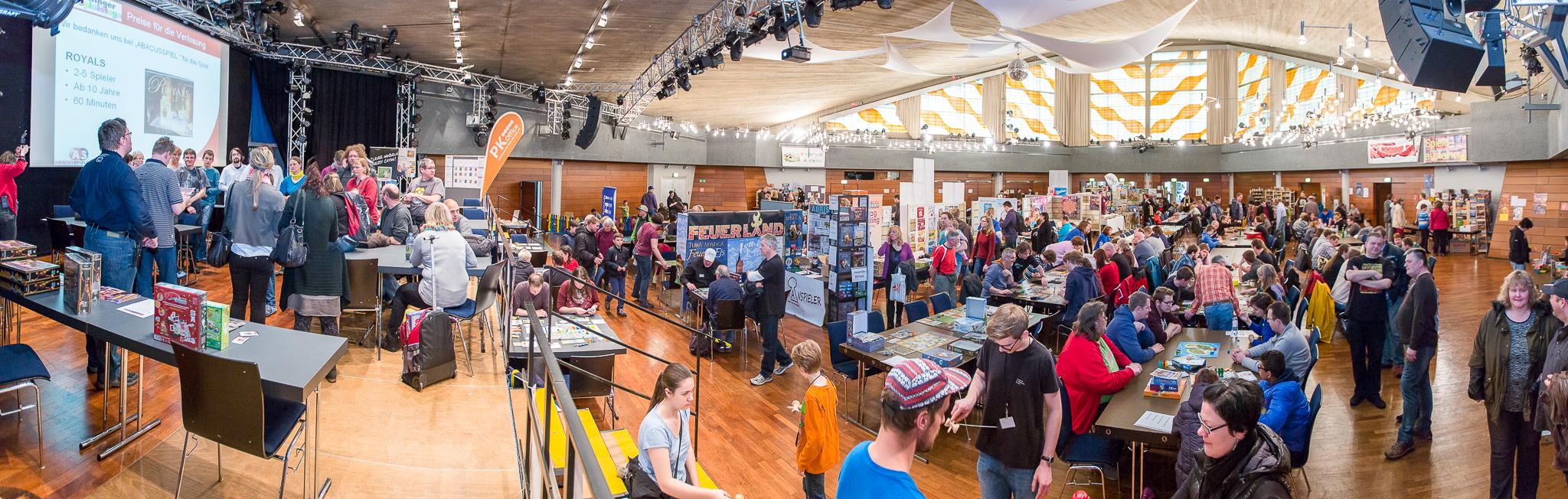 Die Veranstalter erwarten auch dieses Jahr 2000 Besucher in Ratingen (Foto: Maik Grabosch)