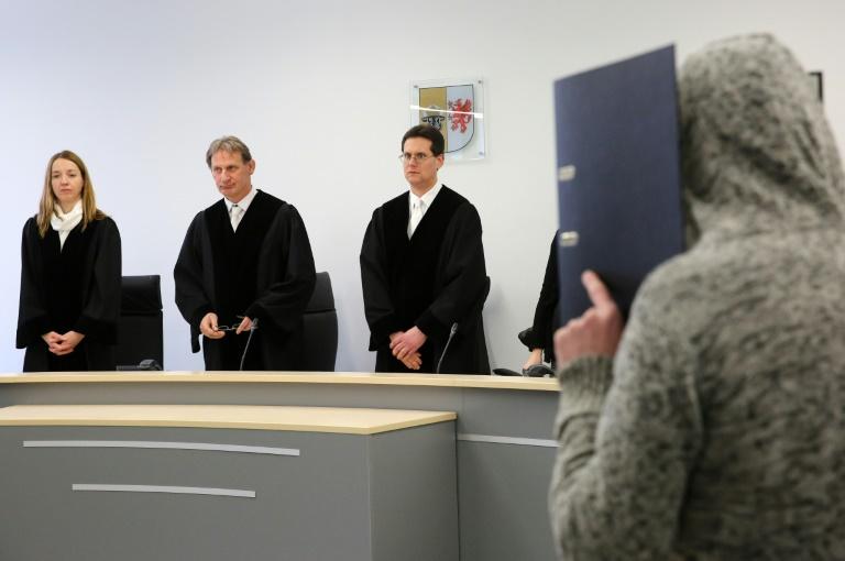 Fünf Jahre Haft wegen Brandanschlags auf Asylbewerberheim bei Rostock (© 2016 AFP)